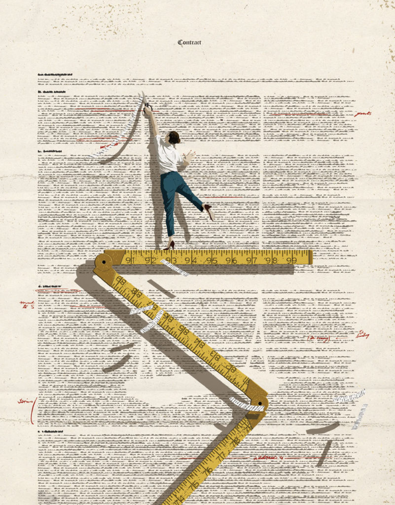 Feature1-Legal_Design_Thinking_Chalenge-illustration by Mark Smith